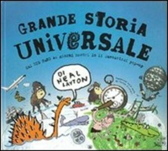 Grande storia universale. Libro pop-up