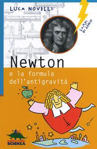Newton e la formula dell'antigravità
