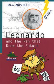 Daddyswing.es Leonardo and the pen that drew the future Image