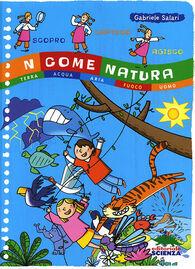 N come natura. Terra, acqua, aria, fuoco, uomo