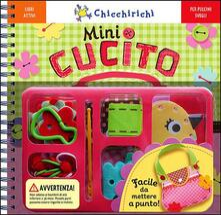Mini cucito. Con gadget - Klutz Stuff - copertina