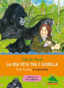 Laboratorioprovematerialilct.it La mia vita tra i gorilla. Dian Fossey si racconta Image