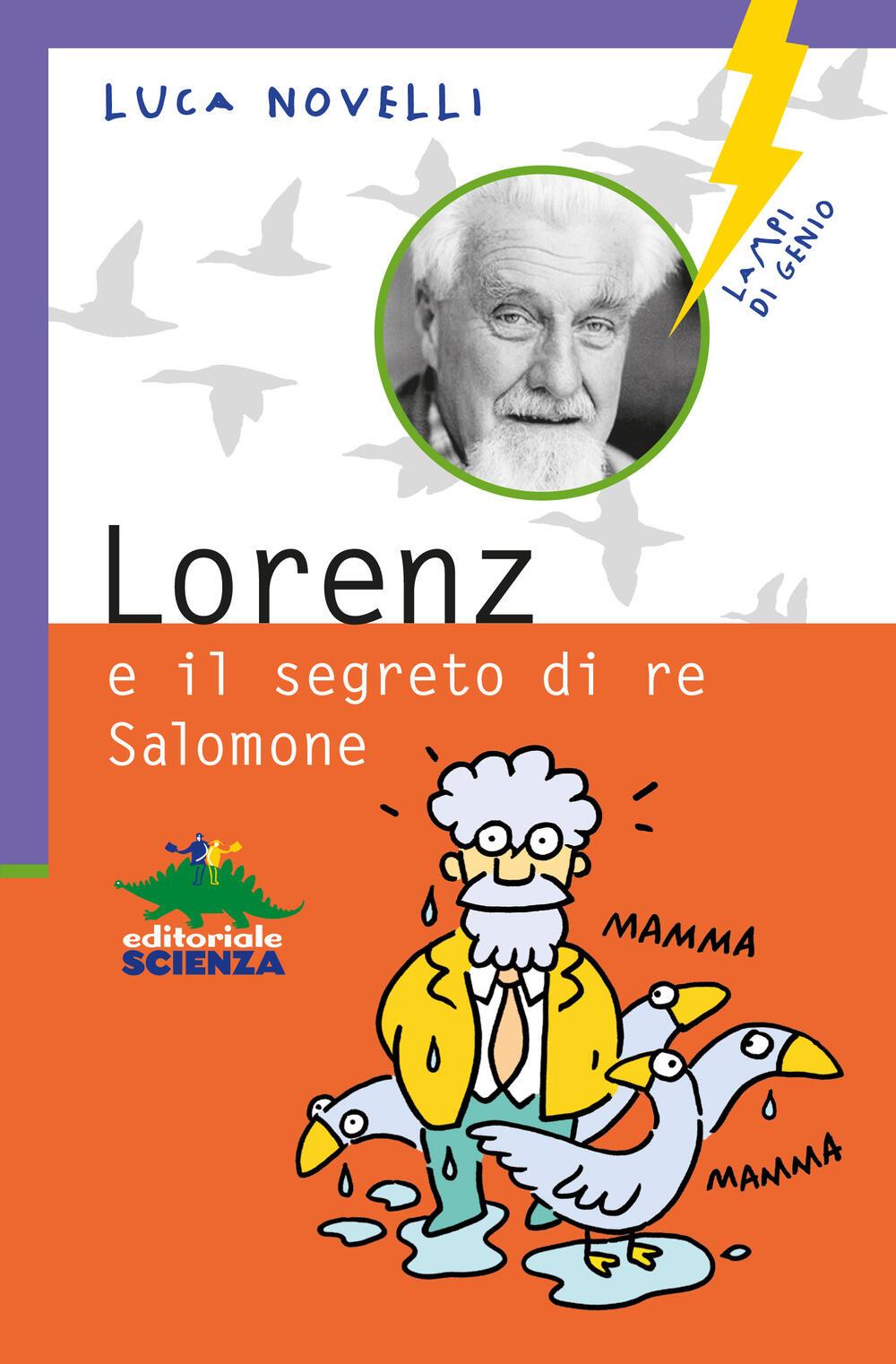 Lorenz e il segreto di re salomone luca novelli libro - Il giardino segreto banana yoshimoto ...