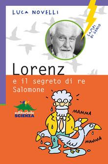 Radiosenisenews.it Lorenz e il segreto di re Salomone Image