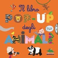 Il Il libro pop-up degli animali - Baussier Sylvie - wuz.it