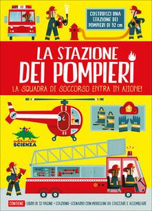Steamcon.it La stazione dei pompieri. La squadra di soccorso entra in azione! Con gadget Image