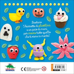 Gioca con la plastilina. Ediz. a spirale. Con gadget - Antonietta Manca - 5
