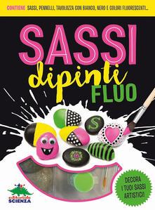 Lpgcsostenible.es Sassi dipinti fluo. Ediz. a colori Image
