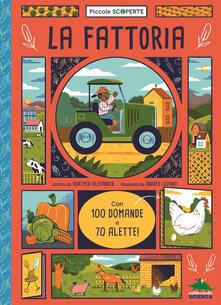 Equilibrifestival.it La fattoria. Con 100 domande e 70 alette! Image