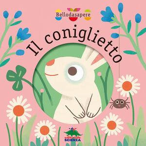 Il coniglietto. Ediz. a colori - Magali Attiogbé - copertina