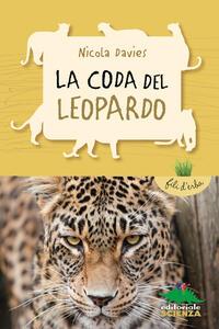 La coda del leopardo - Nicola Davies - copertina