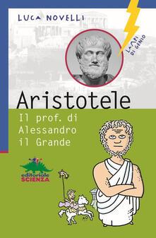 Steamcon.it Aristotele. Il prof. di Alessandro il Grande Image
