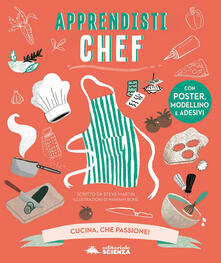 Voluntariadobaleares2014.es Apprendisti chef. Cucina, che passione! Con gadget Image