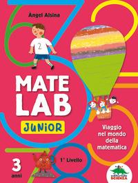 Mate Lab Junior 1º livello - Alsina Angel - wuz.it