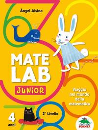 Mate Lab Junior 2º livello - Alsina Angel - wuz.it