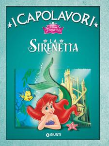 La Sirenetta. Ediz. illustrata - copertina