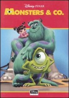Monsters & Co. - copertina