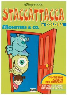 Writersfactory.it Monsters & Co. Image