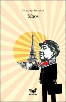Maos - Morgan Sportès - copertina
