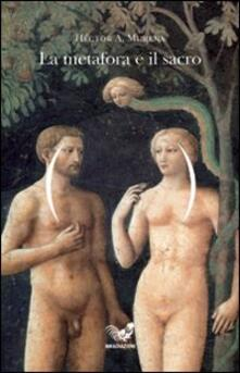 Antondemarirreguera.es La metafora e il sacro Image