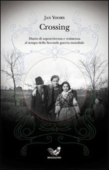 Antondemarirreguera.es Crossing. Diario di sopravvivenza e resistenza al tempo della seconda guerra mondiale Image