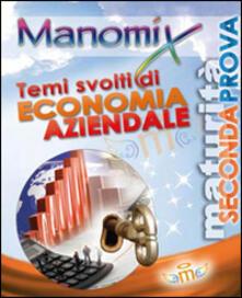 Promoartpalermo.it Manomix. Temi svolti di economia aziendale per la Maturità Image