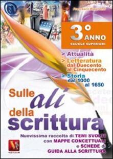 Voluntariadobaleares2014.es Sulle ali della scrittura per il 3° anno delle Scuole superiori Image