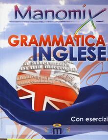 Manomix di grammatica inglese. Manuale completo - copertina