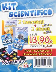 Kit Manomix scientifico. Con 2 e-book - Nicola D'Antonio - copertina