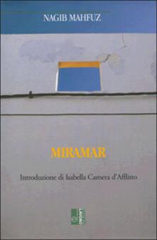 Miramar - Nagib Mahfuz - copertina