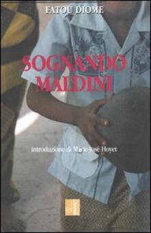 Sognando Maldini - Fatou Diome - copertina