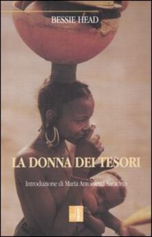 La donna dei tesori. Racconti da un villaggio del Botswana - Bessie Head - copertina