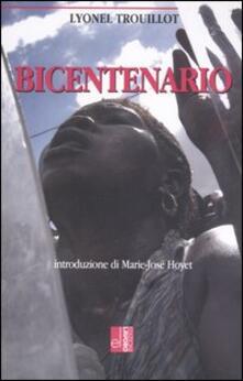 Bicentenario - Lyonel Trouillot - copertina