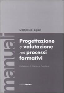 Progettazione e valutazione nei processi formativi