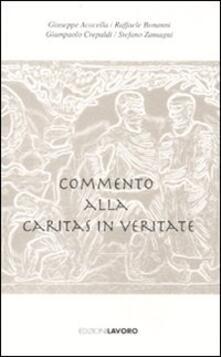 Commento alla «Caritas in Veritate» - copertina