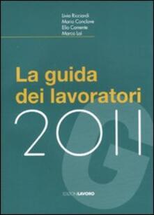 La guida dei lavoratori 2011 - copertina