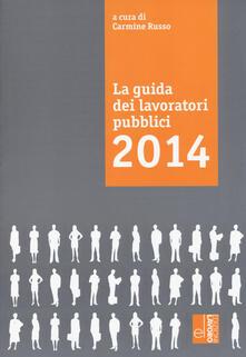 La guida dei lavoratori pubblici 2014 - copertina