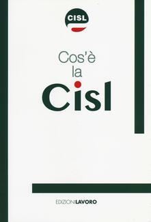 Cos'è la CISL - copertina