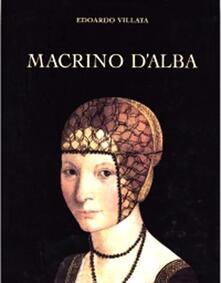 Macrino d'Alba - Edoardo Villata - copertina