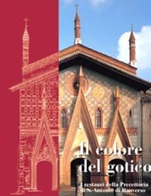 Il colore del gotico. I restauri della precettoria di Sant'Antonio di Ranverso - copertina