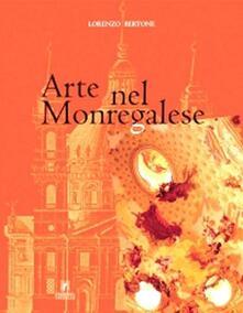 Arte nel Monregalese - Lorenzo Bertone - copertina