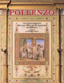 Pollenzo. Una città romana per una «real villeggiatura» romantica - copertina