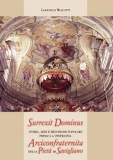 Arciconfraternita della Pietà - Ludovico Buscatti - copertina