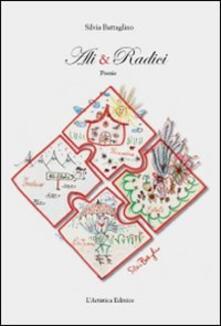 Ali & radici - Silvia Battaglino - copertina