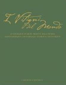 I vitigni del mondo. Cartellina delle litografie dei vitigni italiani tratte dall'opera «Ampelografia universale storica illustrata». Ediz. rossa - copertina