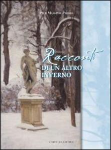 Racconti di un altro inverno - Pier Massimo Prosio - copertina