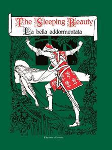 Sleeping beauty-La bella addormentata - Walter Crane - copertina