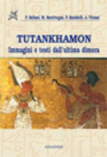 Tutankhamon. Immagini e testi dell'ultima dimora - copertina