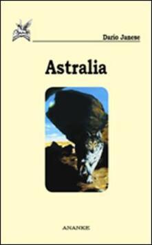Astralia - Dario Janese - copertina