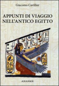 Appunti di viaggio nell'antico Egitto
